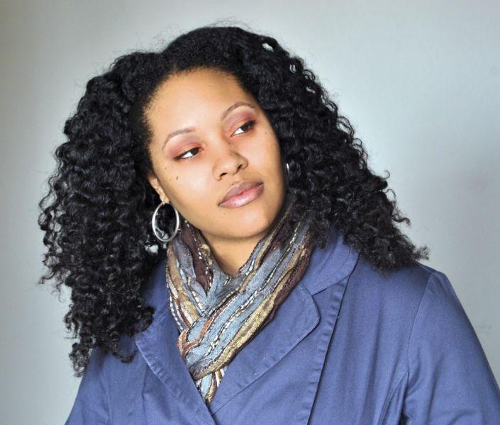 Ebony Clark on Challenge 4