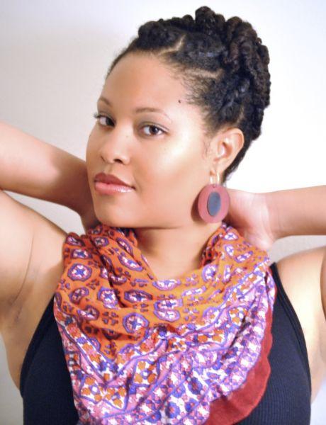 Ebony Clark on Challenge 1