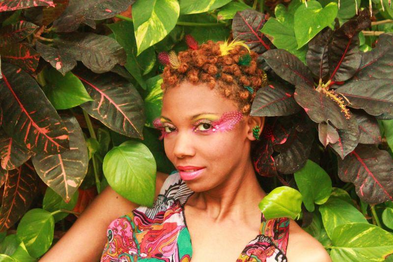 Natasha – A Tropical Twist