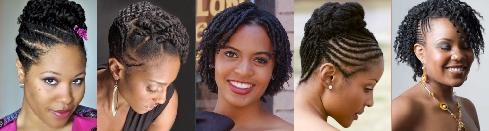 For Models with Natural Hair