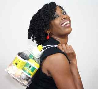 America's Next Natural Model for Jamaica Mango Lme
