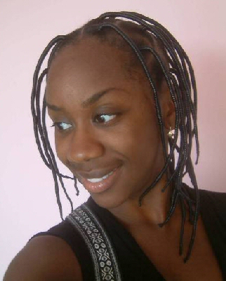 Sweet Africa natural hairstyles story
