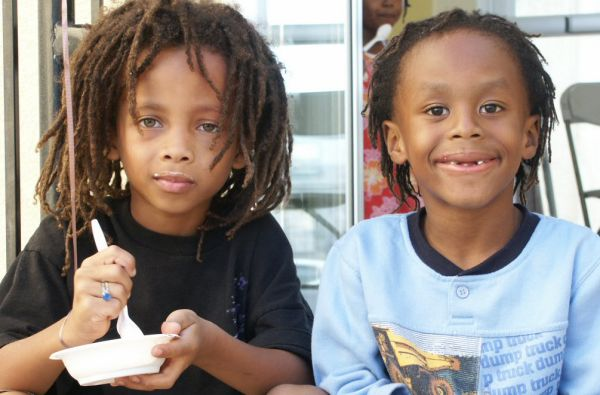 Little kids with Locs