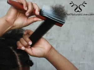 How to cut natural hair, 4c hair
