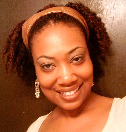 Deep Wave Set Braid out for natural hair
