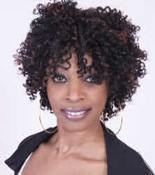 Curly weave for Black women
