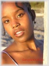 Tiana Tamara Townsell America's Next Natural Model