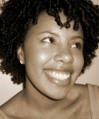 Erica Frederick America's Next Natural Model