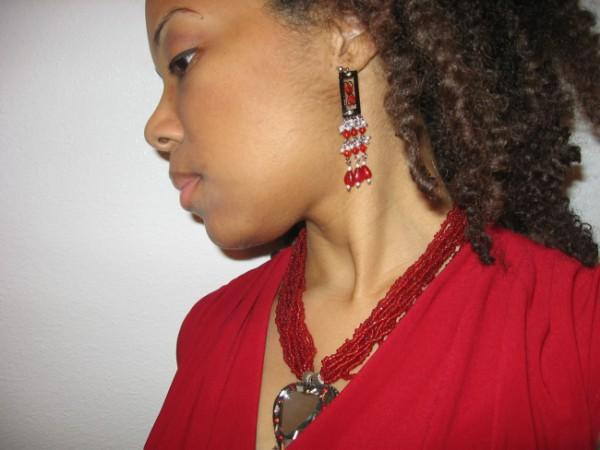 Jewelry from America's Next Natural Model