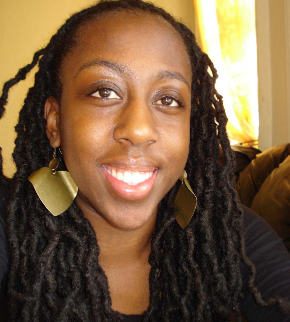 Sarah Nkosazanau00a0for America's Next Natural Model