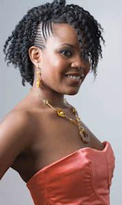 Model and Actress Tiana Tamara Townsell