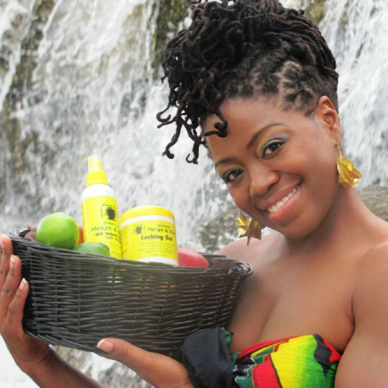 America's Next Natural Model for Jamaica Mango and Lime