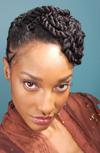 Teesha Natural Hair