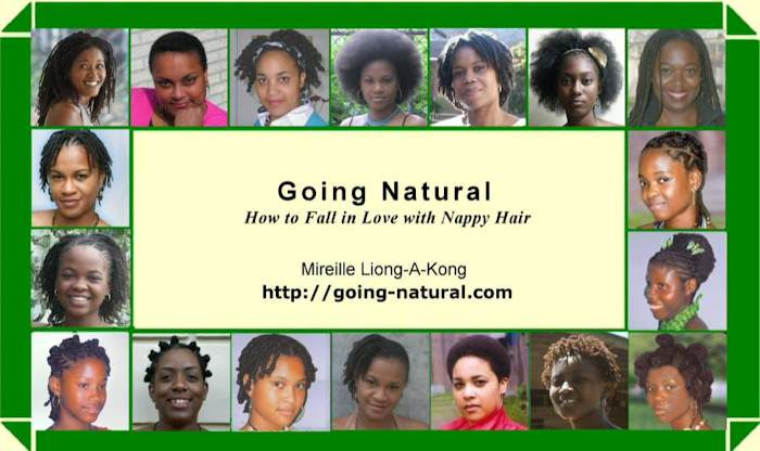World's oldest Natural Hair Website Going-Natural.com Turns 15!!!
