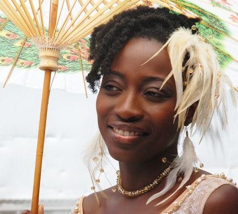 Natural Bridal Styles