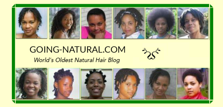 World's Oldest Natural Hair Blog