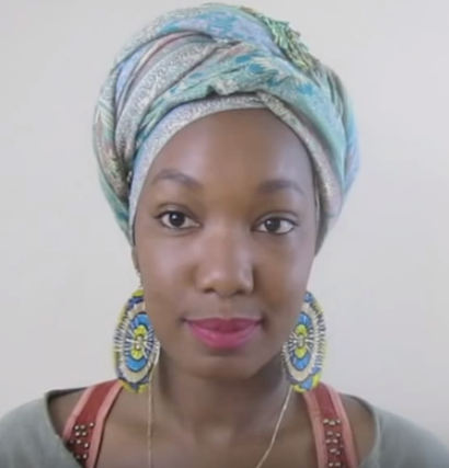 Headwrap in 2 inutes