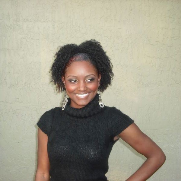 Denitrika - Curl Definition! Doodles Teri LaFlesh style with Going Natural Hair Products