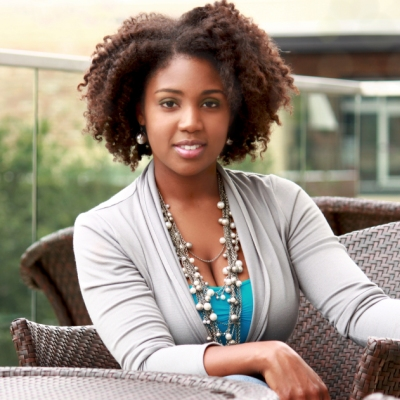 Going Natural Black Hairstyle