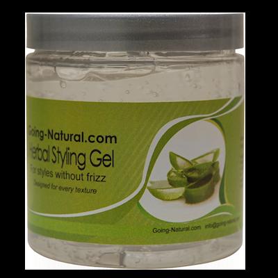Herbal Styling Gel