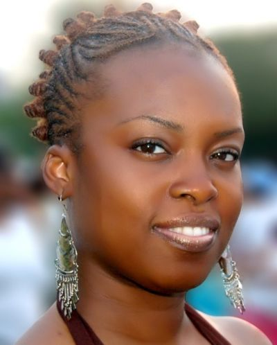 Going Natural Black Hairstyles