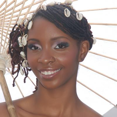 Natural Bridal Weaves and Twists