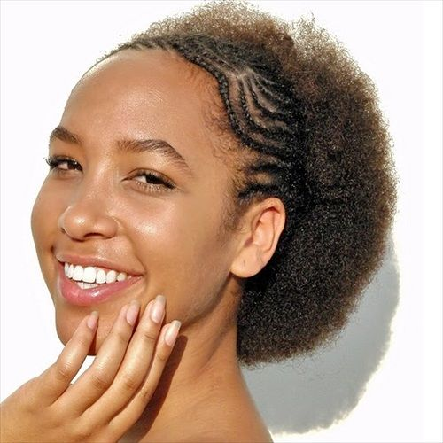 How To Get The Perfect Puff Going Natural
