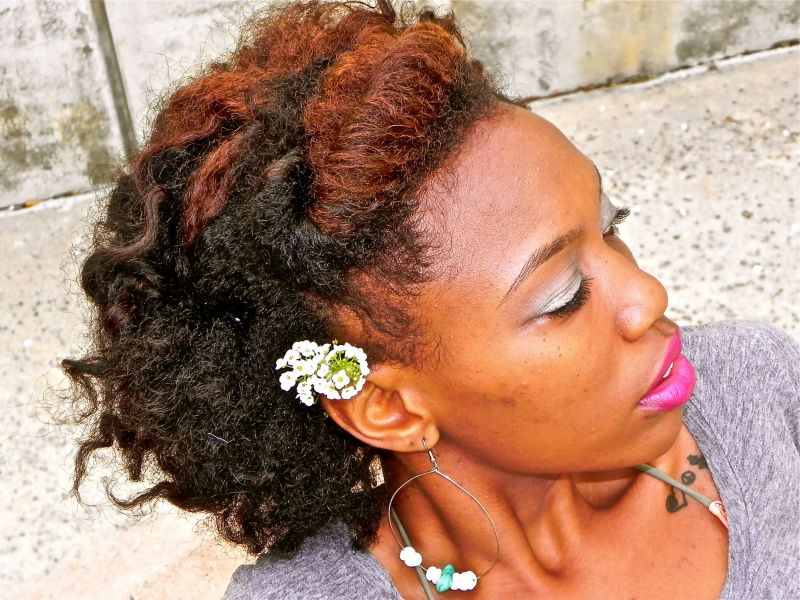 Justyce for Going Natural