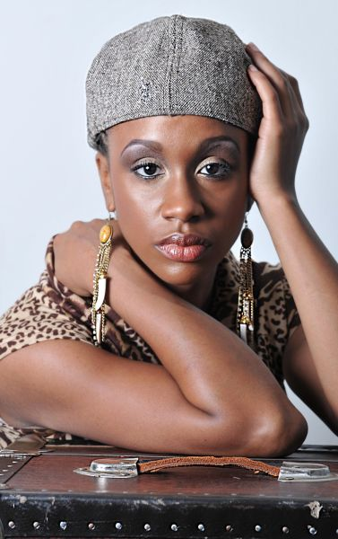 Desyray for Iman Cosmetics