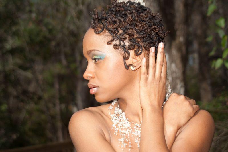 Desyray Wedding Hairstyle