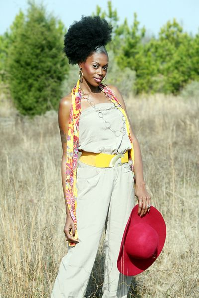 ReShonda for Going Natural hair care Products