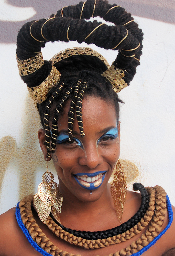 Natural Hair in Guadeloupe