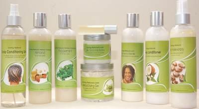 Natural hair care for Black women