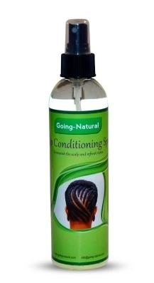going natural scalp conditioning spray