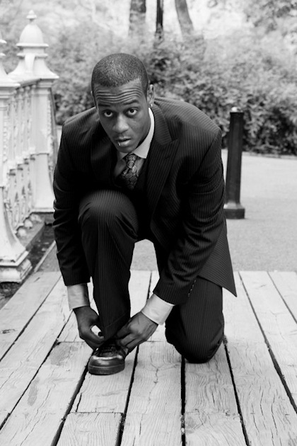 Actor C.T. Taylor