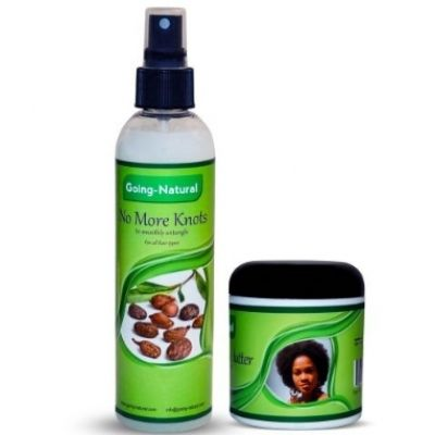 Going Natural Twist Out Hair Cream