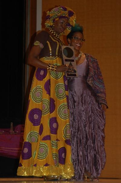 Anu Prestonia and Ngone Sow