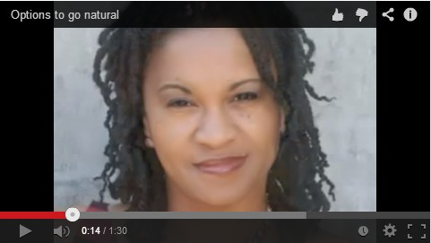 Going Natural Hair Video Diaries