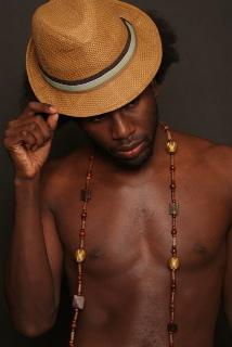 Black male model EQ