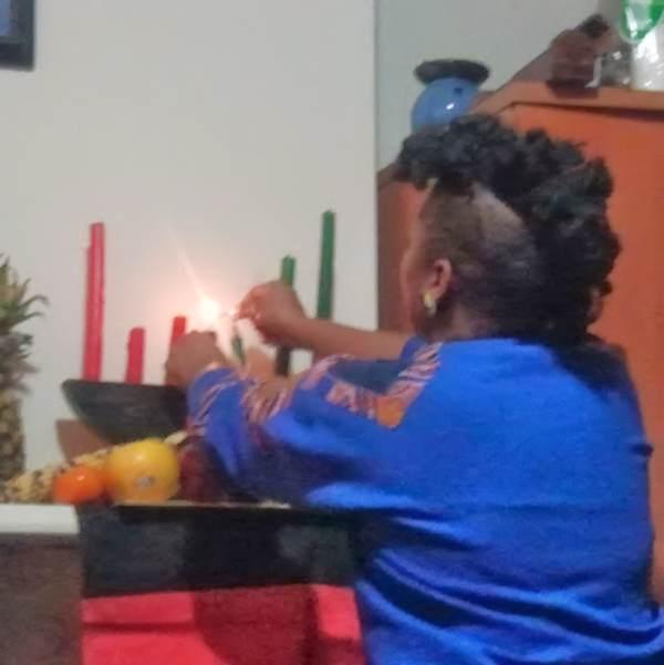 Natural Hair and Kwanzaa Celebration