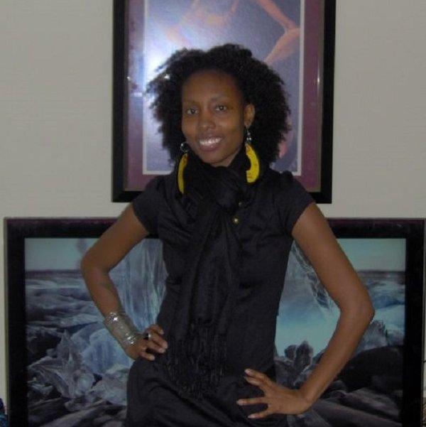 Natasha for America's Next Natural Model challenge 1