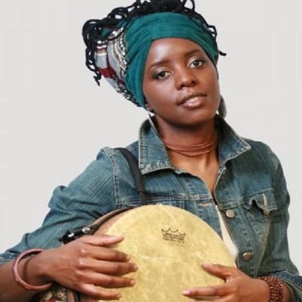 Munya Magande - photo shoot featuring the coming season's accessories.