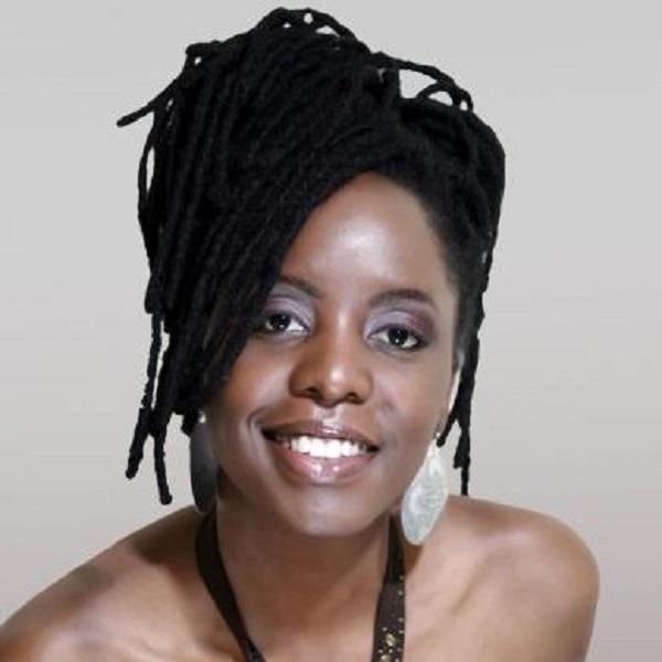 Munya Magande - a photo shoot for sponsors Imani Jewelry and Sade Skin Care