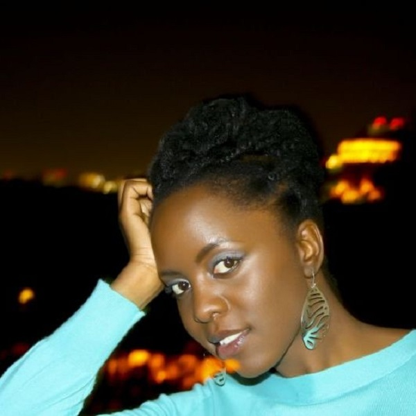 Munya Magande - Complement the designers' garments with a suitable hairdo