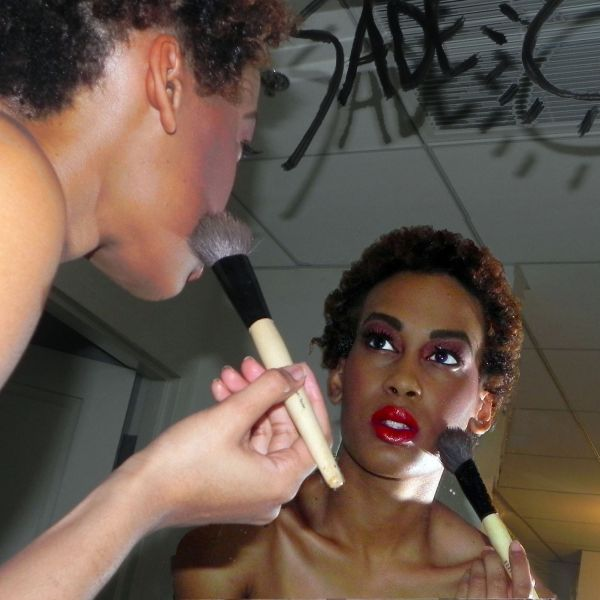 Raven Hardy - a photo shoot for sponsors Imani Jewelry and Sade Skin Care