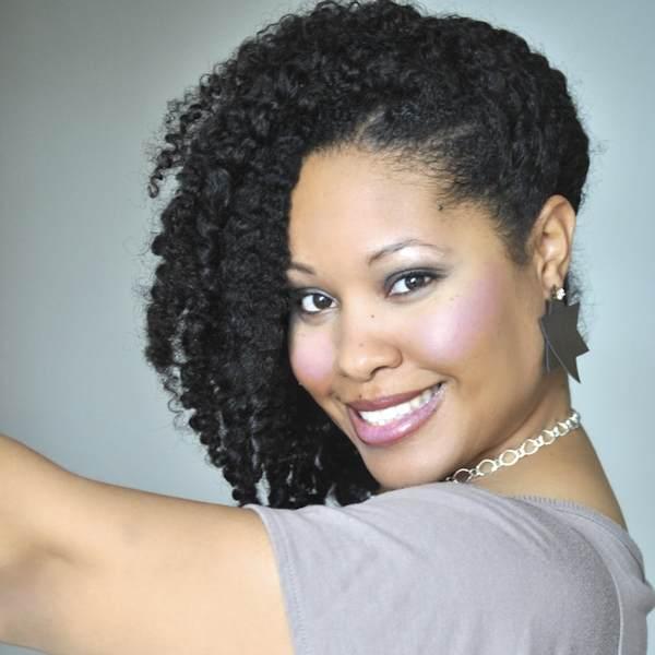 Ebony Clark for America's Next Natural Model challenge 1