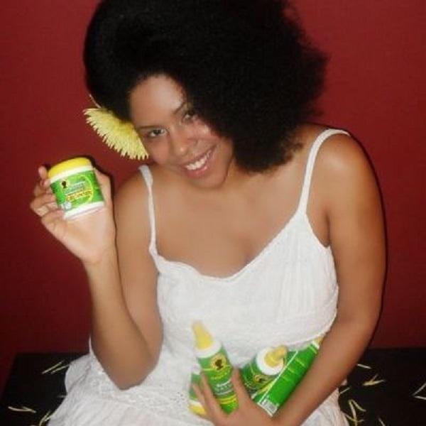 La Lueur Naturelle - challenge 3 - Jamaica Mango & Lime