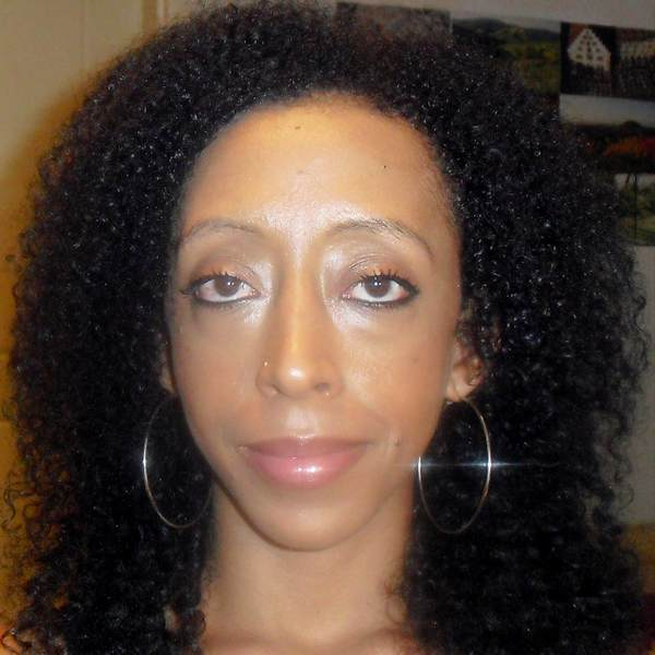 video diary of a woman with natural hair