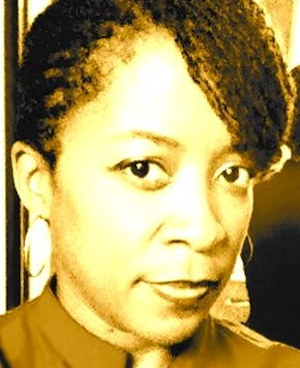 Michelle George author of the Knotty Truth