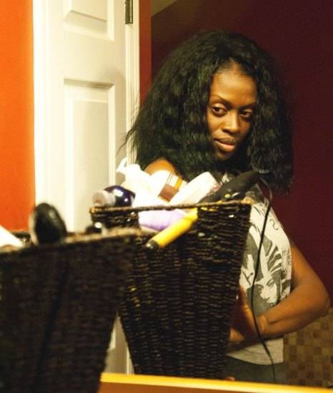 miss education of Black Hair